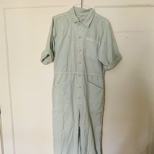 Madewell x Ever Jumpsuit Large